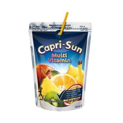 CAPRI SUN 200 ML VITAMIN