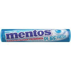 MENTOS PURE FRESH 16 QR