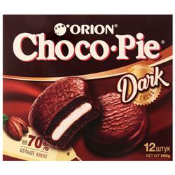 ORION CHOCO PIE DARK 12...