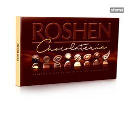 ROŞHEN CHOCOLATERİA 256 QR