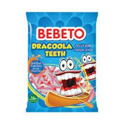 BEBETO DRACULA TEETH 80 QR