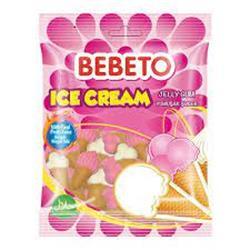 BEBETO ICE CREAM 80 QR