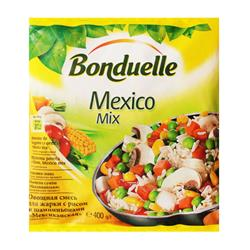 BONDUELLE DONUQ MEKSIKA 400QR