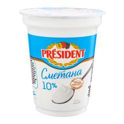 PRESIDENT XAMA 10% 350 GR