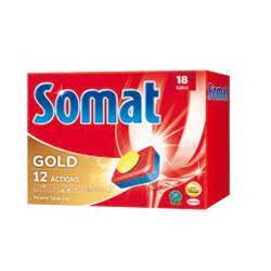 SOMAT GOLD TABLET 18 LI