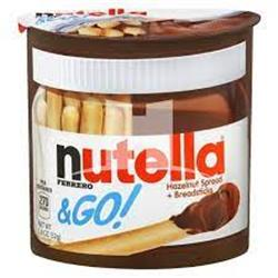 NUTELLA AND GO 52 QR