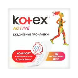KOTEX LİNERS ACTİVE NON DEO...