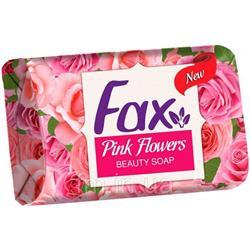 FAX SABUN 140QR PINK FLOWERS