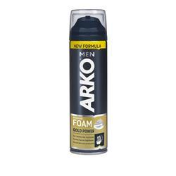 ARKO GEL 200ML GOLD POWER
