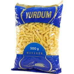 YURDUM MAKARON BURQULU 500 QR
