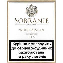 SOBRANİE WHİTE RUSSIAN