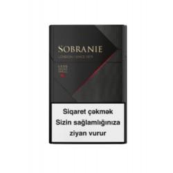 SOBRANIE COMPACT BLACK