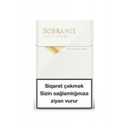SOBRANIE COMPACT WHITE