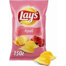 LAYS KRAB 150 GR