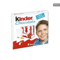 KİNDER ŞOKOLAD 50QR
