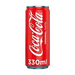 COCA COLA BANKA 330 ML