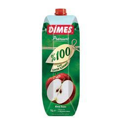 DİMES 100% ELMA 1 LT (...