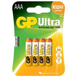 GP ULTRA ALKAL.BAT.AAA 1,5V...