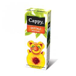 CAPPY ŞAFTALI 200ML