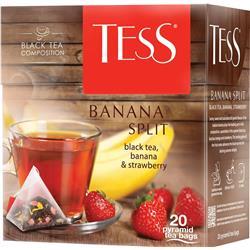 TESS BANAN  1.8 QR PAKET