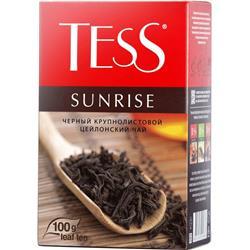 TESS SUNRISE QARA ÇAY 100 QR