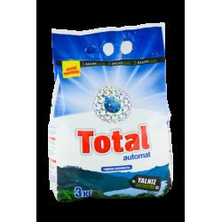 TOTAL YUYUCU TOZ BEYAZ 3 KG