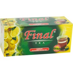 FİNAL TB LİMON 50 QRX24 ZƏRFLİ