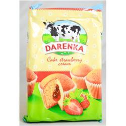 DARENKA CAKE STRAWBERRY 500 QR