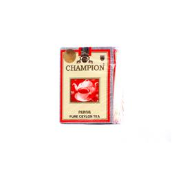 CHAMPION PEKOE 50 QR