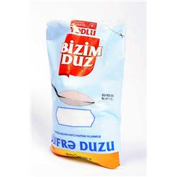 BİZİM DUZ 750 QR POSET