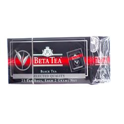 BETA SELECTED TEA BAGS 50 QR