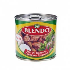 BLENDO MAL ƏTI KONSERVİ 250 QR
