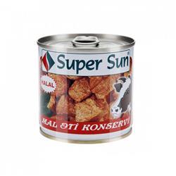 SUPER SUN MAL ƏTİ KONSERVİ...