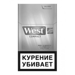 WEST COMPACT SILVER