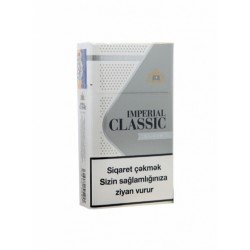 IMPERIAL CLASSIC SILVER