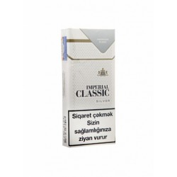 IMPERIAL CLASSIC SLIMS SILVER