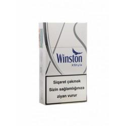 WINSTON XS STYLE SILVER