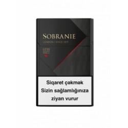 SOBRANIE BLACK