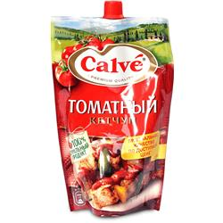 CALVE KETCUP DOYPACK TOMATO...