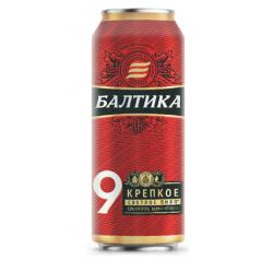 BALTİKA 9 PİVƏ 0.5L BANKA