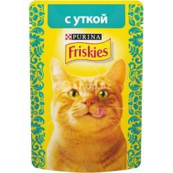 9439 FRISKIES CAT CIG DUCK...
