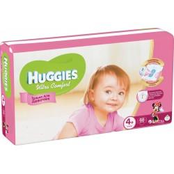 HUGGIES UC GIGA QIZ N4 68ƏDƏD