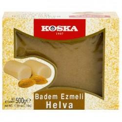 KOSKA BADAM ƏZMƏLİ HALVA 500QR