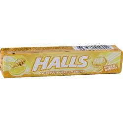 HALLS BAL VƏ LİMONLU ŞƏKƏR...